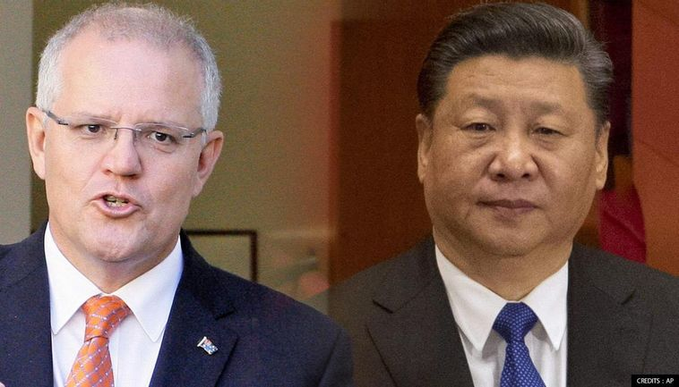 Australia Rejects to be a part of China's BRI and cancels projects. The Scott Morrison government has terminated Victoria's controversial Belt and Road agreement with China. Morrison government said that Victoria's Belt and Road deal fell foul of Australia's national interest.