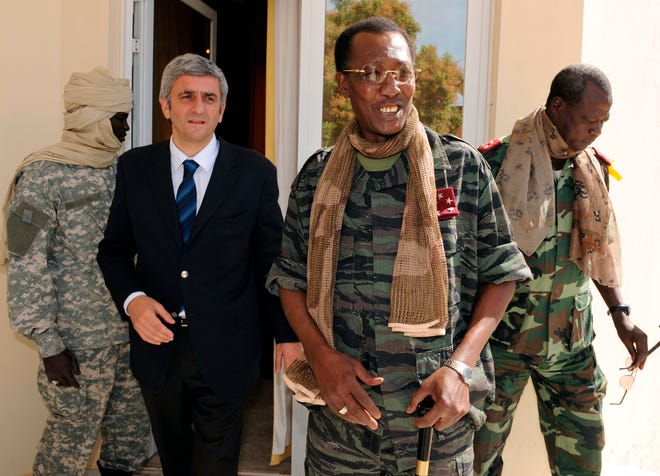 Turkey Responsible for Terrorism in Chad | Chad President Idriss Deby Killed fighting Islamist Radical Terrorists in Frontlines. | NewsComWorld.com