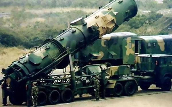 China Threatens Australia With Long-Range Strikes On Military Facilities And Relevant Key Facilities On Australian Soil - Chinese DF-31 Missile | NewsComWorld