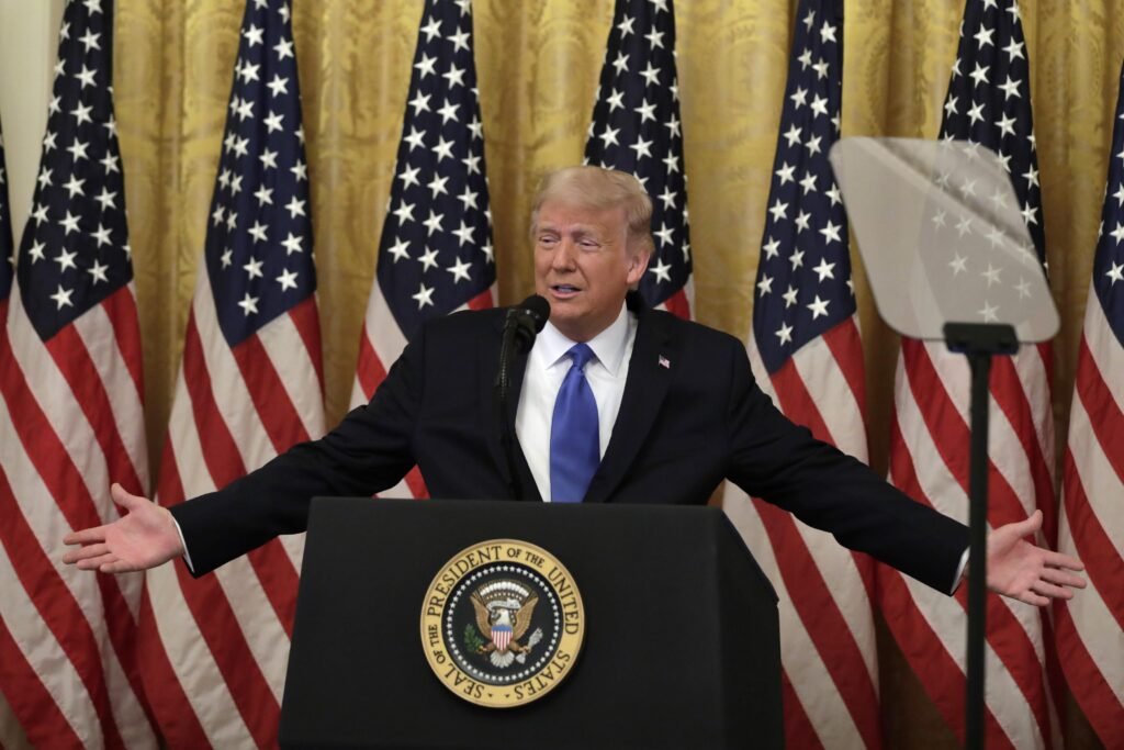 A Chinese left-wing group has filed frivolous lawsuit against Trump for calling COVID 'China virus'   NewsComWorld.com