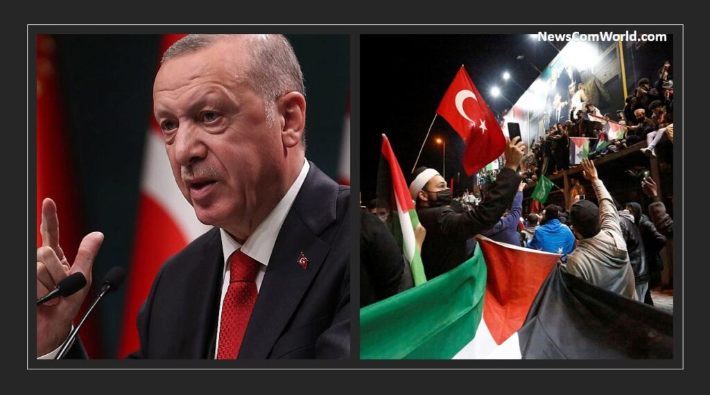 Rogue Nation of the Middle East Turkey Provoking Violence Against Jews And Israel   NewsComWorld.com