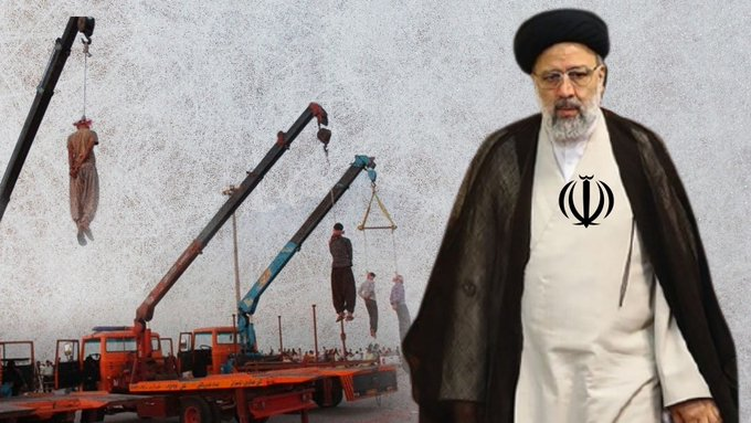 As Judiciary Chief Ebrahim Raisi Run His Campaign For The June 18 Presidential Election, Eleven including 6 Baluch and 2 women Executed In One Week In Iran | NewsComWorld.com