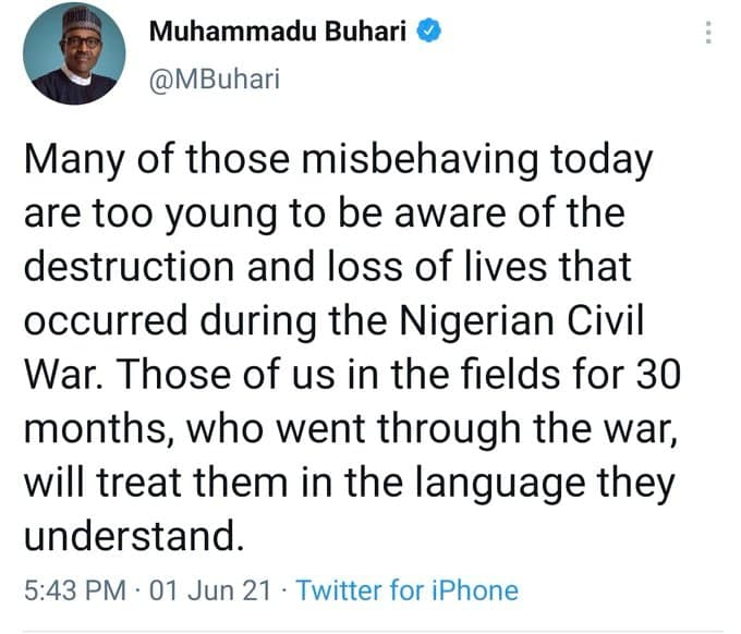Nigeria Suspends Twitter indefinitely After A Tweet of the President of a Sovereign Country was deleted and his account suspended for 12 hours. | NewsComWorld.com