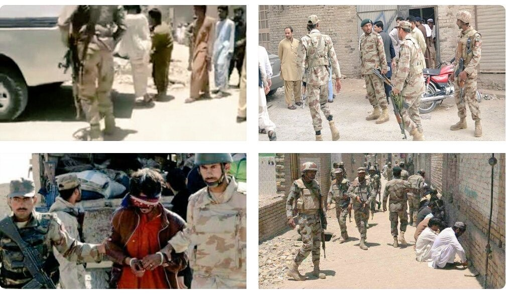 Pakistan Army responsible for abducting and disappearing Baloch nationals | NewsComWorld.com