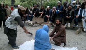 Pakistan Army's Taliban unit Lashed 2 Women for Attending Music Party in Noristan Province, Afghanistan