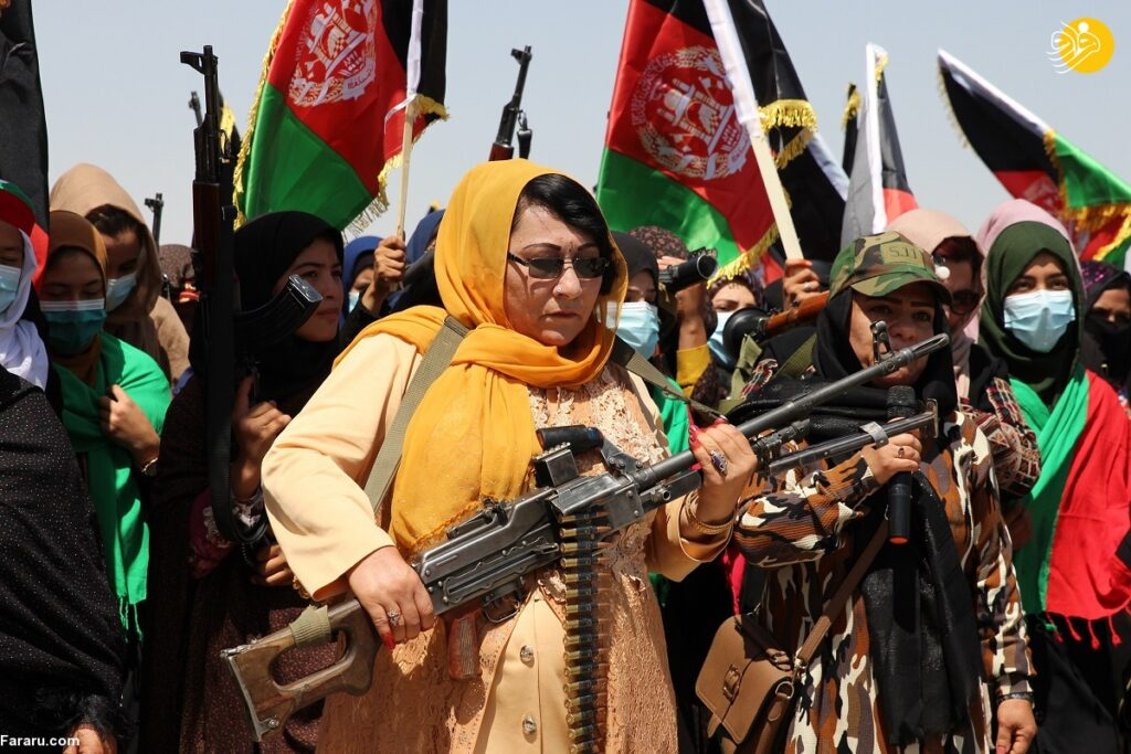 Bad News for Pakistan - Women taking up arms in Afghanistan | NewsComWorld.com