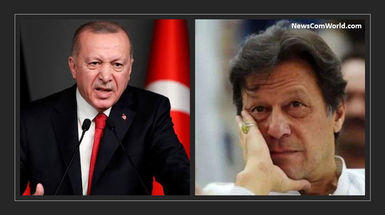 Erdogan Asks Pakistan Army's Taliban Units to End Occupation of Afghanistan. Why is Turkey Interested in Afghanistan? Will Pakistan Let Turkey Spoil its Future Plans? | NewsComWorld.com