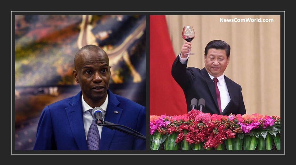 Execution of Haiti's President - Is it a Prelude for the Eventual invasion of Taiwan? | NewsComWorld.com