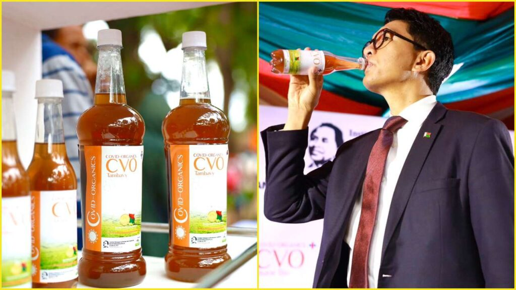 Madagascar Foils Assassination Attempt on President Andry Rajoelina - Is there a bigger conspiracy at Play worldwide to topple Governments by hook or crook? - Madagascar President introduces 'herbal cure' for coronavirus   NewsComWorld.com