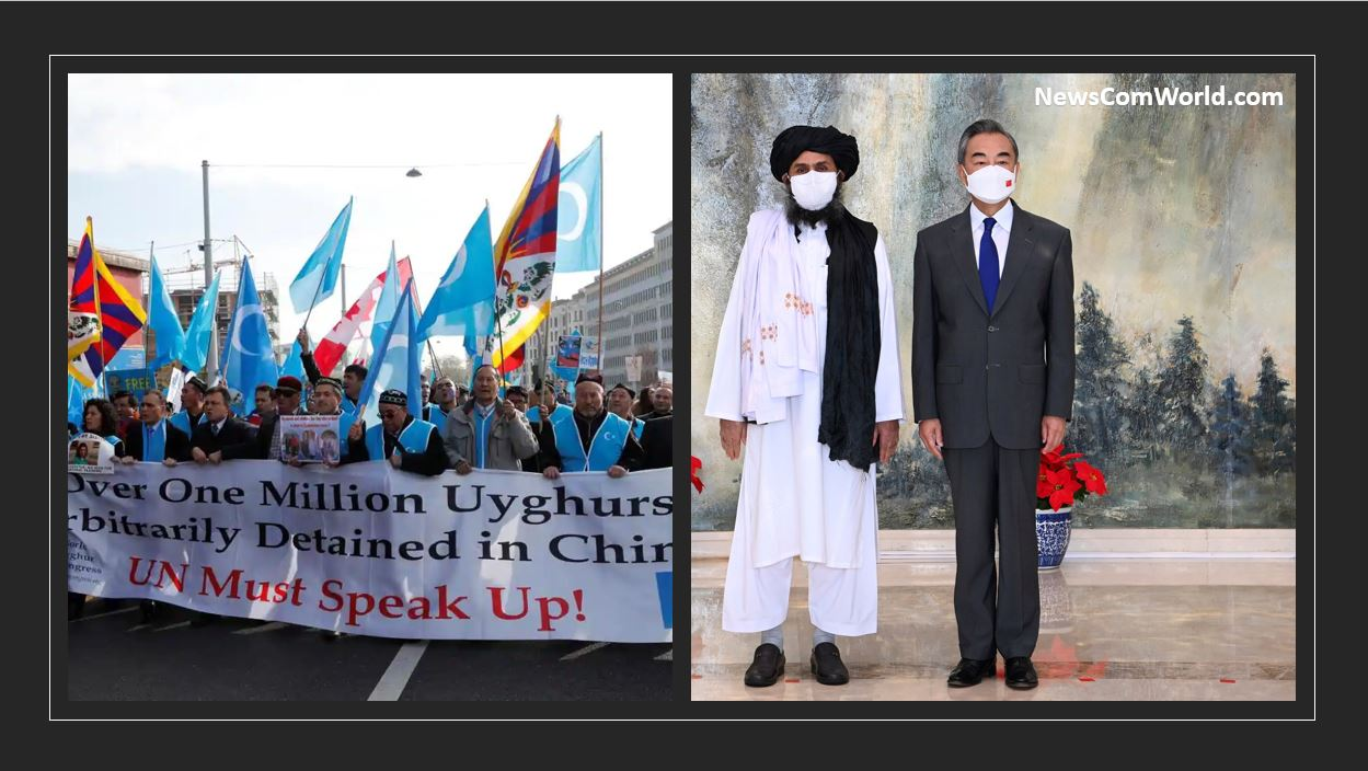 Pakistan Armys Taliban Unit Turn Blind Eye to Plight of Uyghur Muslims and Meets Chinese Officials for Support | NewsComWorld.com