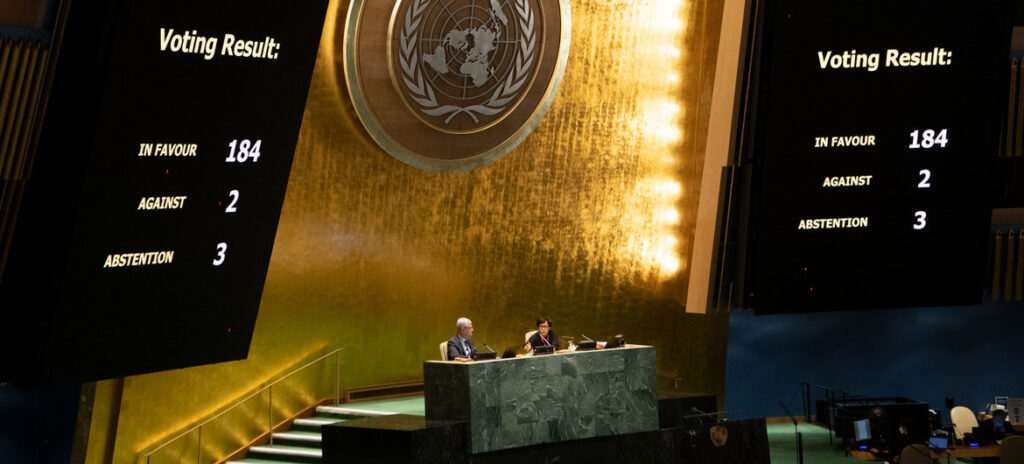 Cuban Revolution Again ? -  UN General Assembly votes on the necessity of ending the economic, commercial and financial embargo imposed by the United States against Cuba. | NewsComWorld.com