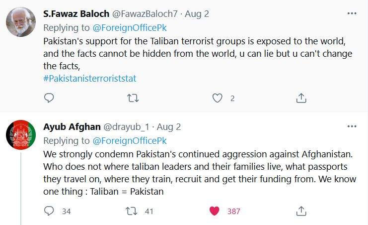 Social Media Comes in Support of Chris Alexander for Calling for Sanctions Against Pakistan for Forced Invasion of Afghanistan | NewsComWorld.com